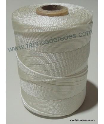 Hilo nylon 210/18 (2220) Blanco
