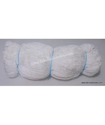 Rede em malha de nylon 210/18 x 42 mm x 40md x 100mts