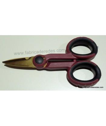 Professional electrician scissors 140mm