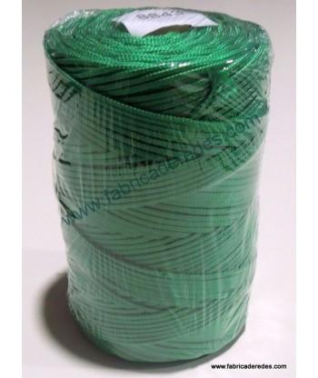 Nylon trenzado 8843 verde (trencilla)