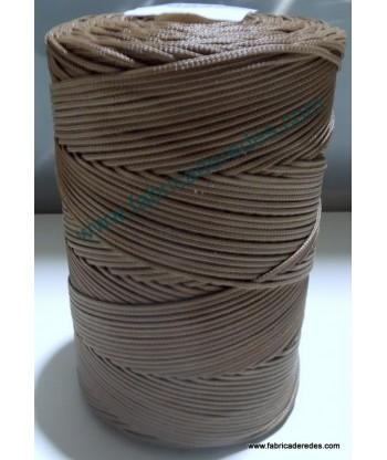 Nylon trenzado 8842 (Trencilla) Marrón