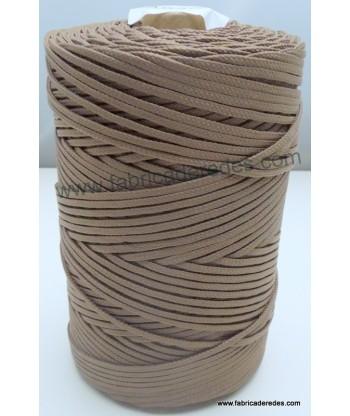 Nylon trenzado 4840/3 (Trencilla) Marrón
