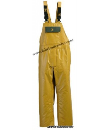 Pantalon peto clásico amarillo guy cotten