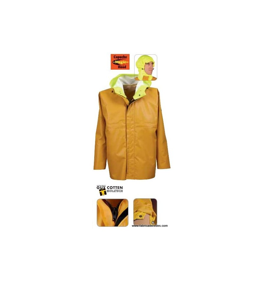 Orange Cotte de cir/é Hitra GUY COTTEN M