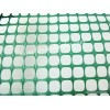 Malla Plástica cuadrada Verde 1,6cm x 1,6cm 610 grs