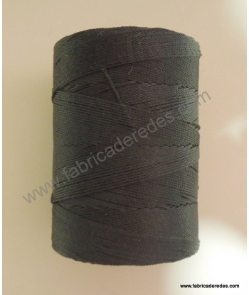 Filo nylon 210/18 (2220) nero
