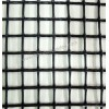 Square mesh BLACK 2,5cm x 2,5cm 650 grams