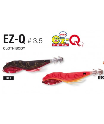 DUEL EZ-Q 3.5 cloth body 40 GRAMOS