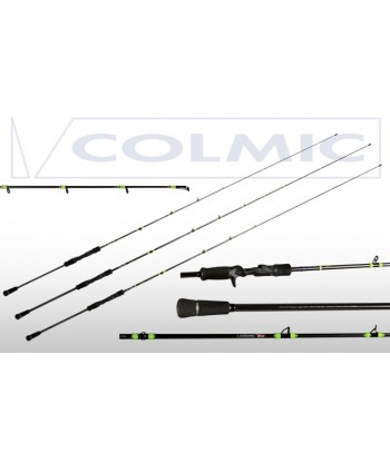 Caña SEAL SLOW GAME Colmic 1,92mts a 2,03mts (40g- 200g)