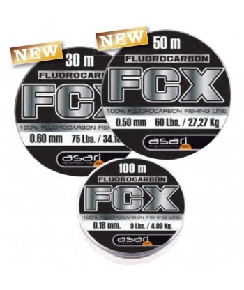 FCX ASARI FLUOROCARBON 100%