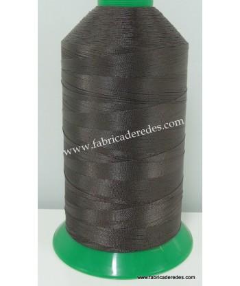Hilo nylon 210/3 (13000) MARRON