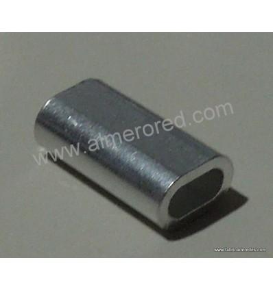 Grapa doble 3.4mm de diametro
