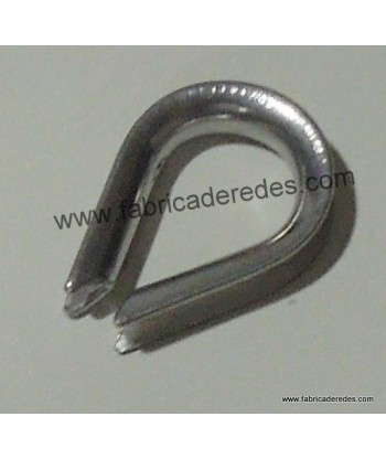 Wire Rope 3mm Thimble Stainless Steel AISI 316