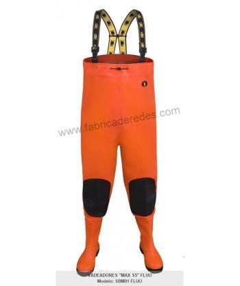 Vadeador MAX S5 Fluor Naranja