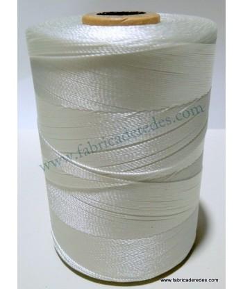 Hilo nylon 210/6 (6600) blanco