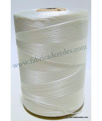 Hilo nylon 210/4 (10000) Blanco