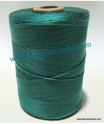 Nylon faden 210/12 (3330) Grün