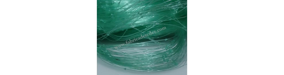 Cast net Scaravelle ropes with perimeter bag