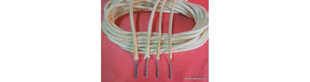 Cuerda plomo