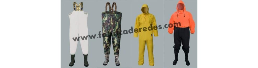 Vestimenta de pescador