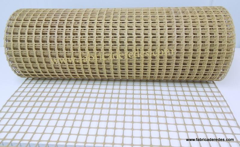 Rollo malla plástica reforzada 3cm